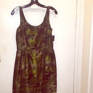 A gorgeous camouflage dress!!!
